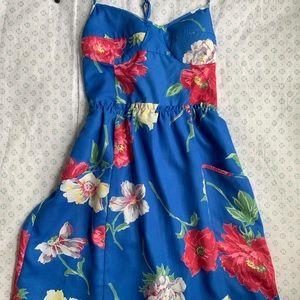 American Eagle floral dress.